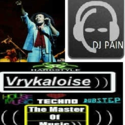 Cover of track Vrykaloise Ft. DJ-PAIN & BobMArleyLegend - hard style mix by DJ-PAIN