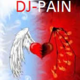 Cover of track good love or bad love? by DJ-PAIN