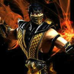 Cover of track mortal kombat by Lawson Bolenbaugh