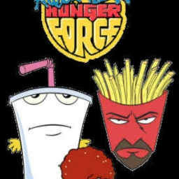 Cover of track The Aqua Teen Hunger Force by Acidic