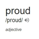 Cover of album Proud by Andy