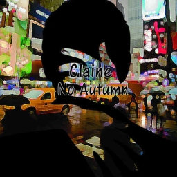 Cover of track Arverne nights by Claine