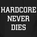 Cover of track hardcore never dies by DJ-PAIN