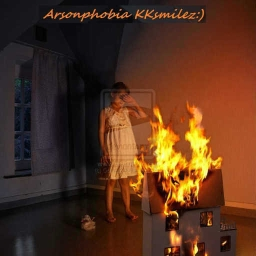 Cover of track Arsonphobia by KKsmilez:)
