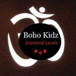 Cover of track Boho Kidz - Diamond Levels by Boho Kidz
