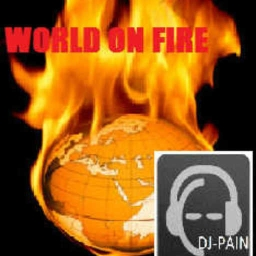 Cover of track World on fire by DJ-PAIN