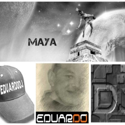 Cover of track MAYA by eduardodj
