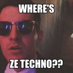 Cover of track Ze Techno by S1eepy Beat