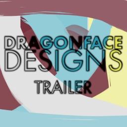 Cover of track Dragonface Designs Trailer by DaveDragonface