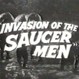 Cover of track Invasion of the Saucer Men by Acidic