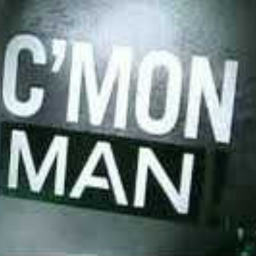 Cover of track C'MON MAN by Ro Jay