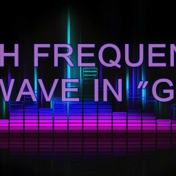 "Cover of track High Frequency Wave in ""G"" by Chase Hammack"