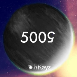Cover of track 5002 (Instrumental Mix) by oh Kayz