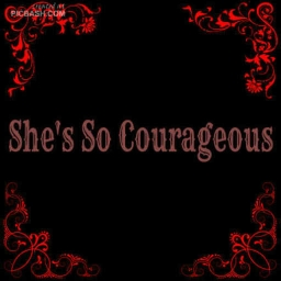 Cover of track She's So Courageous by Dafph (Old Account)