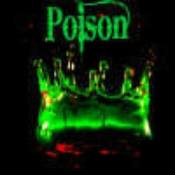 Cover of track Poison by zSyn