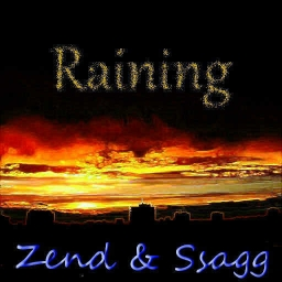 Cover of track Raining (ssagg improvisation) by ssagg.
