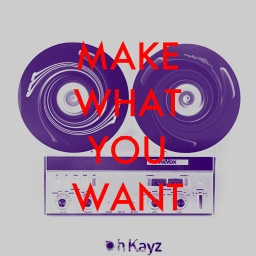 Cover of track Make What You Want by oh Kayz