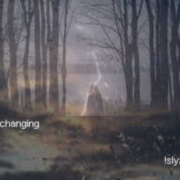 Cover of track Changin' by islyz