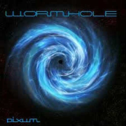 Cover of track Wormhole by Pixum