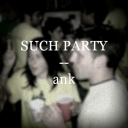Cover of track Such Party by ank