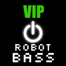Cover of track Robot Bass (VIP) by [xero]