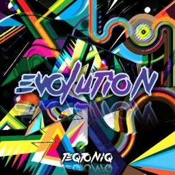 Cover of track Evolution by TEQTONIQ