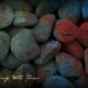 Cover of album Living With Stones by Mikke