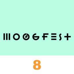 Cover of album Moogfest 2014 - Top 8 by audiotool