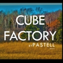 Cover of track CUBE FACTORY by PASTELL
