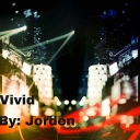 Cover of track Vivid by jorden