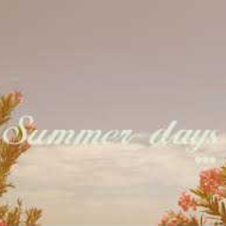 Cover of track Summer days by ʲᵒᵉ ᵖᵒᵒᶫᵉʸ