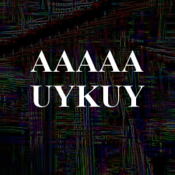 Cover of track AAAAAUYKUY by Electric Child