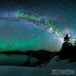 Cover of track Gamma Waves by XENON