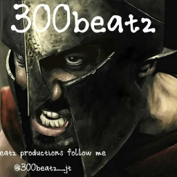 Cover of track no love for thots by 300beatz BVBY