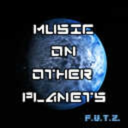 Cover of track Music on other planets by Futz