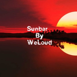 Cover of track SunBar By WeLoud -(Preview)- by Vexida