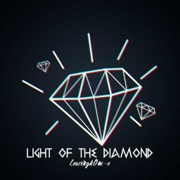 Cover of track Light of  the Diamond by Leaving hom-e
