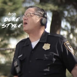 Cover of track Duke Style by Hazer