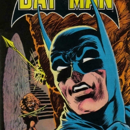 Cover of track The Batman by ank