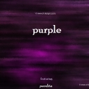 Cover of album purple by Blink