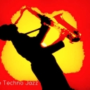Cover of track New Age Techno Jazz by Blu-Cell