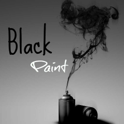 Cover of track Black Paint by GrizzlyBeats