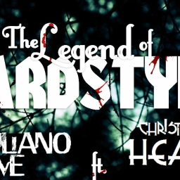Cover of track The Legend Of Hardstyle by JulianNayer