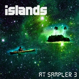 Cover of album islands by heliotrope
