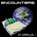 Cover of album encounters by heliotrope