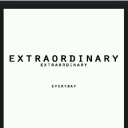 Avatar of user Extraordinary Everyday