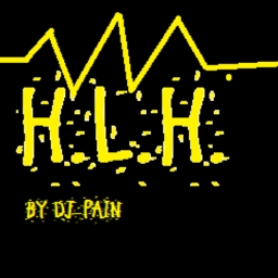 Cover of album H.L.H.(HARD LIKE HELL).#7 by DJ-PAIN
