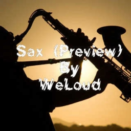 Cover of track Sax by Vexida