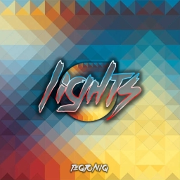 Cover of track Lights by TEQTONIQ