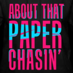 Cover of track Paper Chasin' by The B-ST